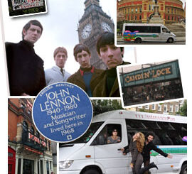 London by music history